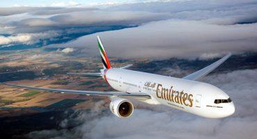 Oferta de vuelos de Emirates (en clase Economy)