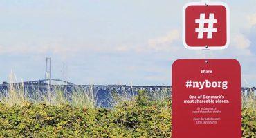 Dinamarca enseña a sus turistas a etiquetar las fotos