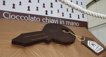 Eurochocolate, el festival del chocolate de Perugia
