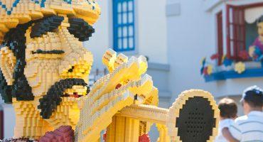 Un Legoland en Dubái