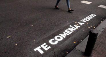 Madrid se llena de versos…