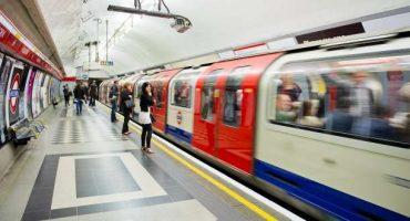 Metro de Londres abrirá 24h en fin de semana