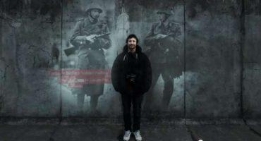 Un viaje en el tiempo con el Muro de Berlín