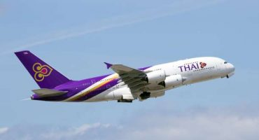 Thai Airways: 10 kg más de equipaje facturado