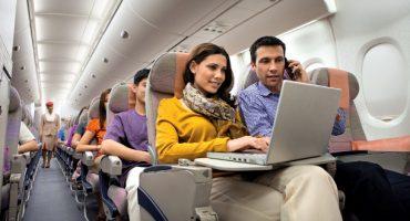 Emirates apuesta por el WiFi gratuito en los aviones