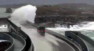 La carretera más bella (y peligrosa) del mundo
