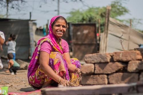 mujer-sonrisa-india