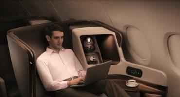1 200 $ de factura por usar internet en el avión