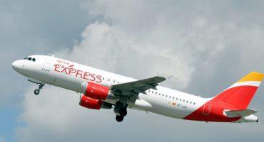 Descuentos de hasta el 40% en vuelos de Iberia Express