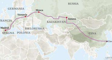De China a Madrid, ¡la línea de tren más larga del mundo!