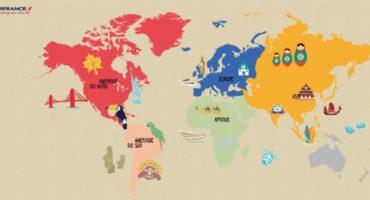 Gana una vuelta al mundo con Air France y Google