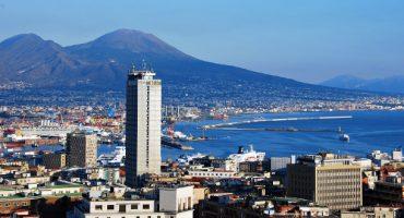Vuelos Madrid-Nápoles con Iberia y Meridiana