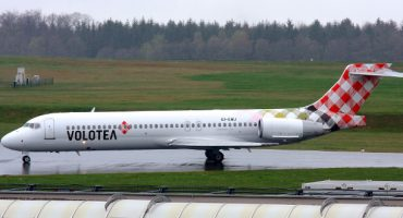 Viajes con Volotea desde 7 € hasta el 8 de abril
