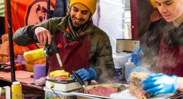 La mejor comida callejera de Europa