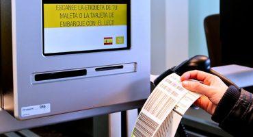 Vueling ya permite la autofacturación en Barcelona