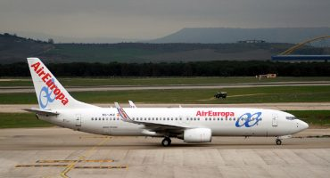 Air Europa vuela ya de Madrid a Boston