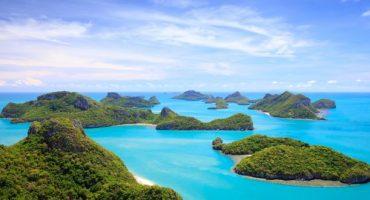 5 islas paradisíacas de Tailandia