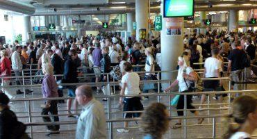 Carril rápido de seguridad en el aeropuerto de Mallorca
