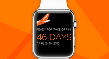 easyJet tendrá app para el Apple Watch