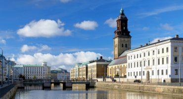 Iberia Express vuela a Gotemburgo desde 44,59 € el trayecto