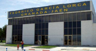 14 € el fin de semana en el aparcamiento del aeropuerto de Granada-Jaén