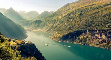 8 lugares para descubrir Noruega y sus impresionantes paisajes