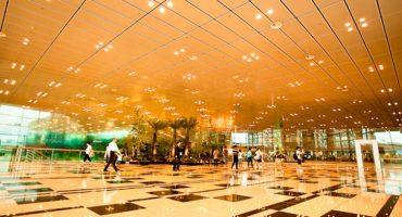 Los mejores aeropuertos del 2015, según Skytrax