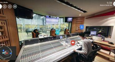Entra en los estudios de Abbey Road con Google