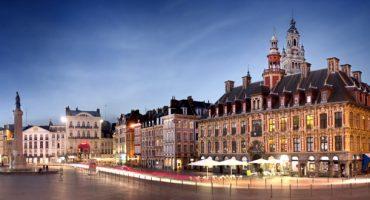 Nuevos vuelos Málaga-Lille