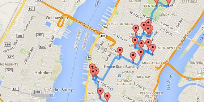 El recorrido perfecto para una mañana en Nueva York - El Magazine del Viajero