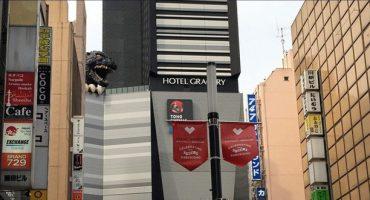 Godzilla, nuevo embajador turístico de Tokio