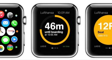 Lufthansa presenta su app para Apple Watch