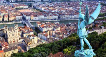 Nuevos vuelos a Lyon y Brest desde Ibiza