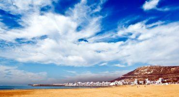 Nuevos vuelos a Agadir desde Tenerife