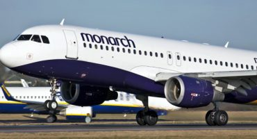 Ryanair y Monarch, las aerolíneas más baratas en España