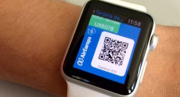 Air Europa ya tiene app para Apple Watch