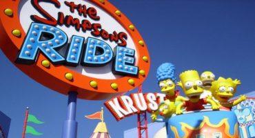¡Visita la ciudad de «Los Simpsons»!