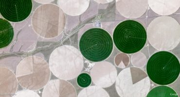 Impresionantes imágenes satélite con Google Earth View