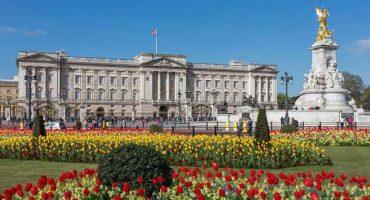 Visita el Palacio de Buckingham en Londres