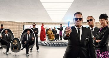 Air New Zealand y «Men in Black»