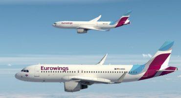 Vuela a Alemania con Eurowings desde 24,99 € por trayecto