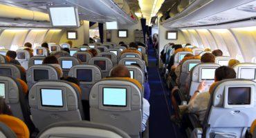 Y la parte más sucia de un avión es…