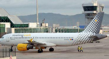 Vuelos desde Barcelona a 9 € con Vueling