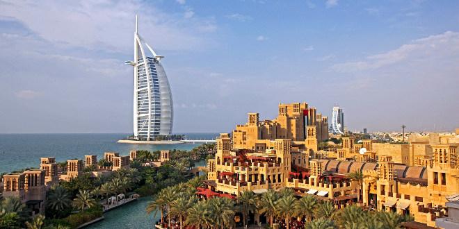 Vuelos a Dubái