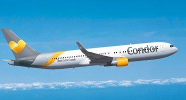 Condor anuncia nuevas líneas para verano