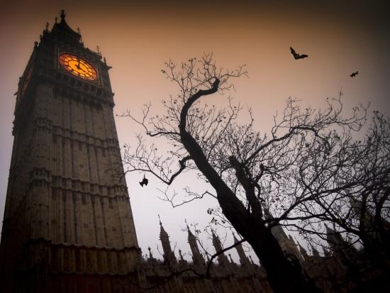 Londres-Halloween