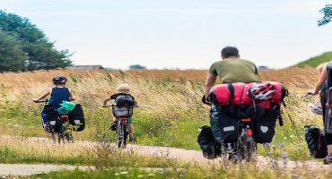 Cicloturismo: cómo preparar un viaje en bicicleta