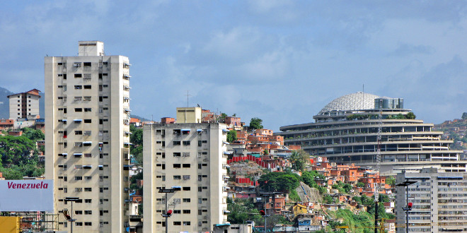 vuelos a Caracas
