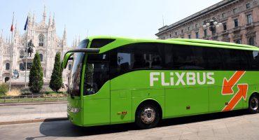 El bus low cost FlixBus llega a España