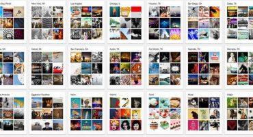 Los 20 lugares más «pineados» en Pinterest
